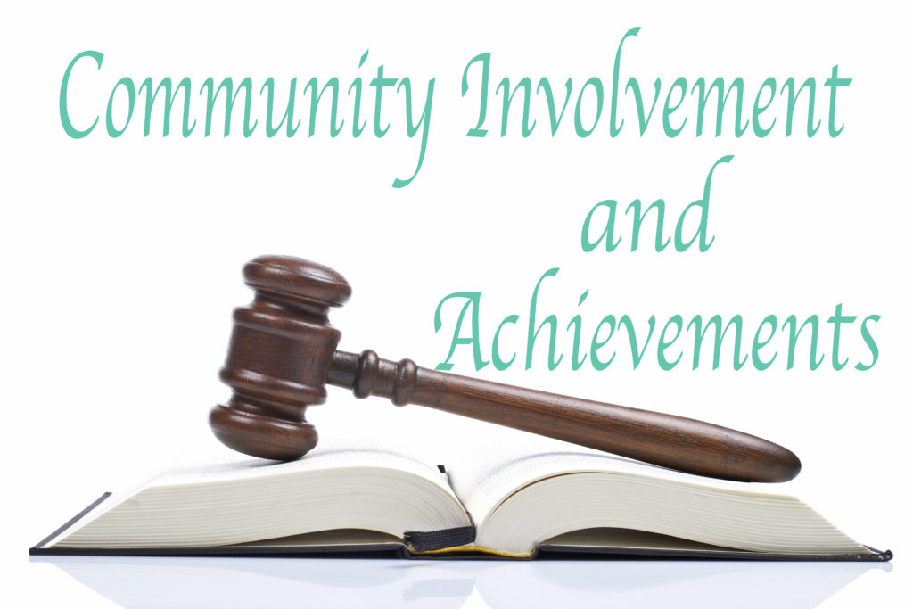 Community Involvement and Achievements